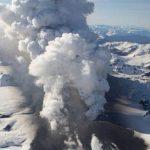 El volcán Hudson nuevamente está en alerta amarilla